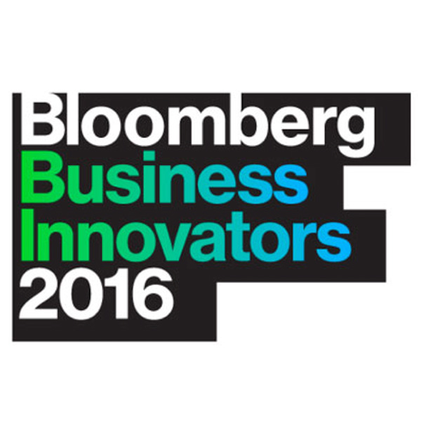 Bloomberg Business Innovators Award 2016