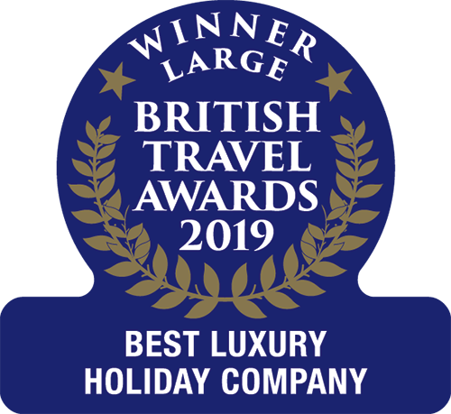 British Travel Awards. 2019